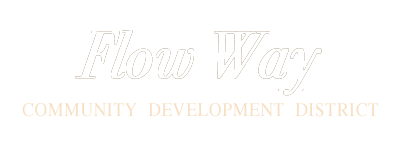 Flow Way Commuity Development District